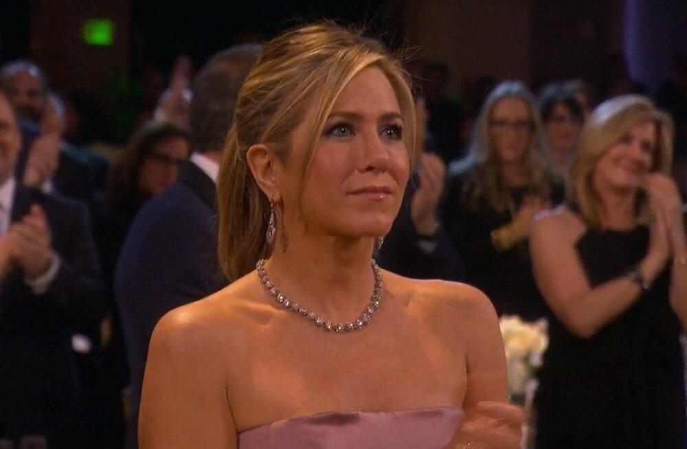 Jennifer Aniston NBC saates
