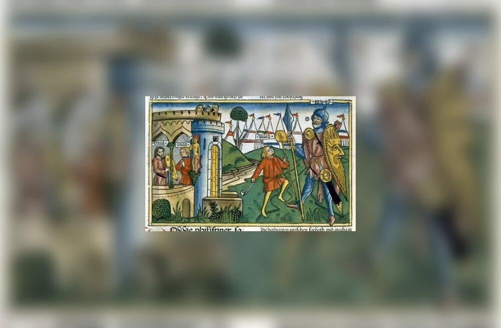 rüütel, templirüütel, keskaeg, kunst, maal, ajalugu