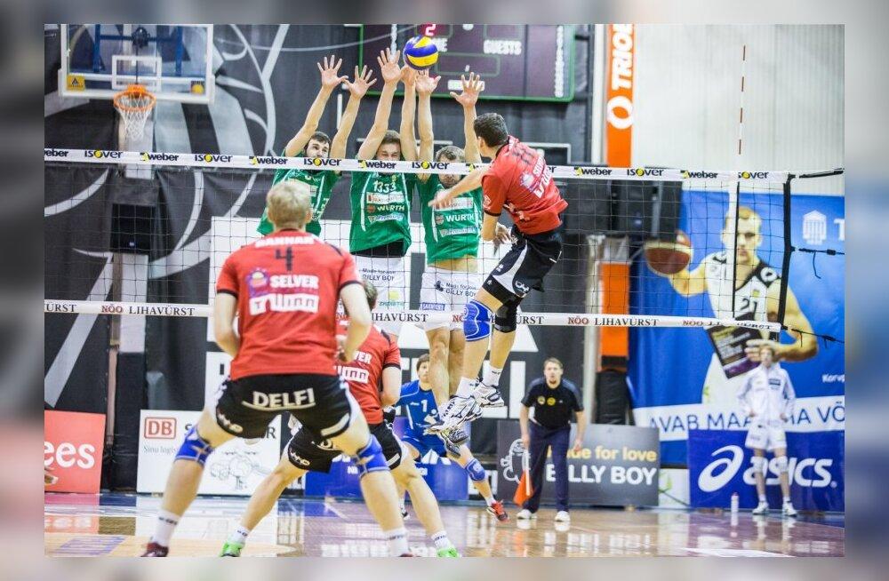 Bigbank Tartu vs Tallinna Selver