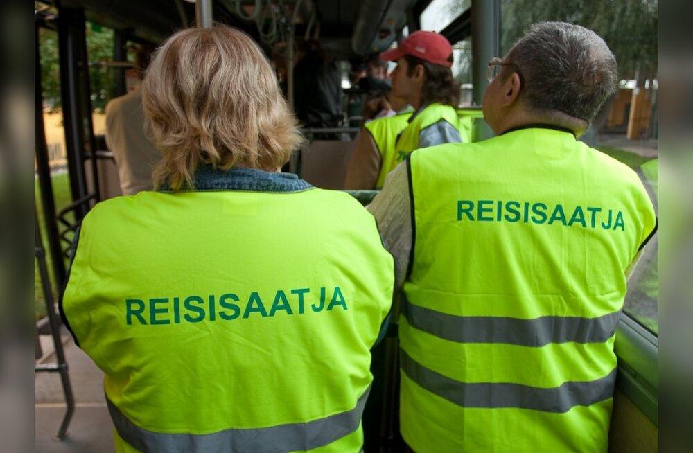 Певкур: таллиннские сопровождающие снова на счету Кассы по безработице