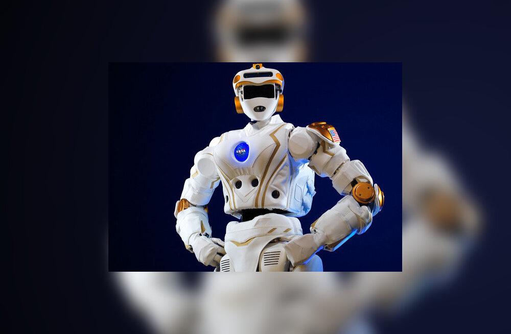 Valkyrie-robot NASA-lt.