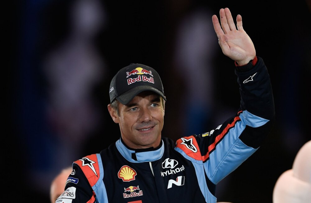 Portaal: üheksakordne maailmameister Sebastien Loeb lõpetab nädalavahetusel WRC-karjääri