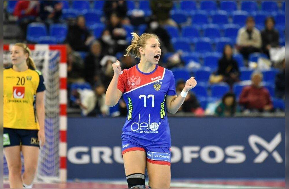 Naiste MM-blogi | Alina Molkova: Venemaa ja Hispaania on õigustatult poolfinaalis