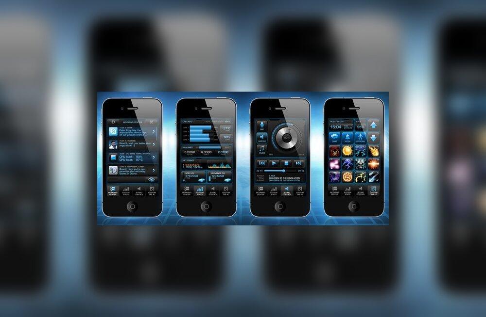 Kuidas muuta nutitelefon puutetundlikuks lisaklaviatuuriks