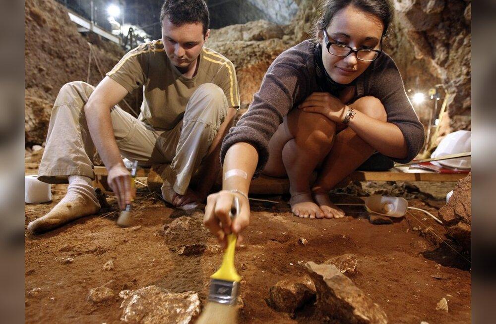 Püstine ürginimene Homo erectus oli esimene kokk-toidutehnoloog