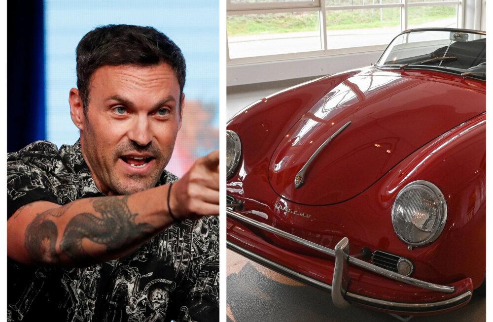 """Sadade tuhandete dollariline kohtuvaidlus: """"Beverly Hillsi"""" staari süüdistatakse võltsitud Porsche müümises"""