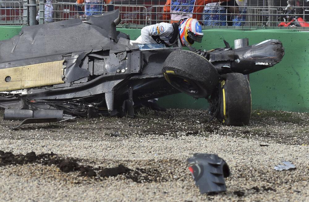 Max Mosley: 15 aastat tagasi oleks Alonso surma saanud