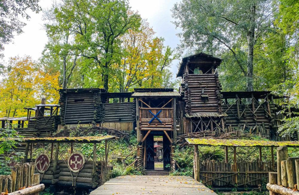ФОТО   Замок Улдевена: настоящая крепость древних латышей всего в 60 км от Риги