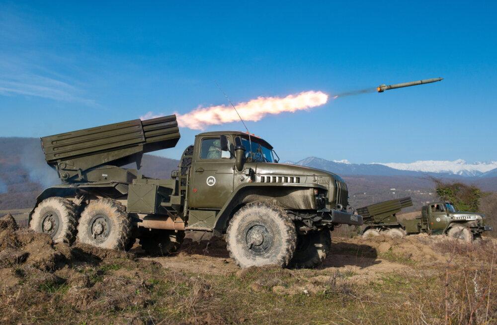 Putin andis korralduse allkirjastada kokkulepe Abhaasia relvajõudude moderniseerimiseks