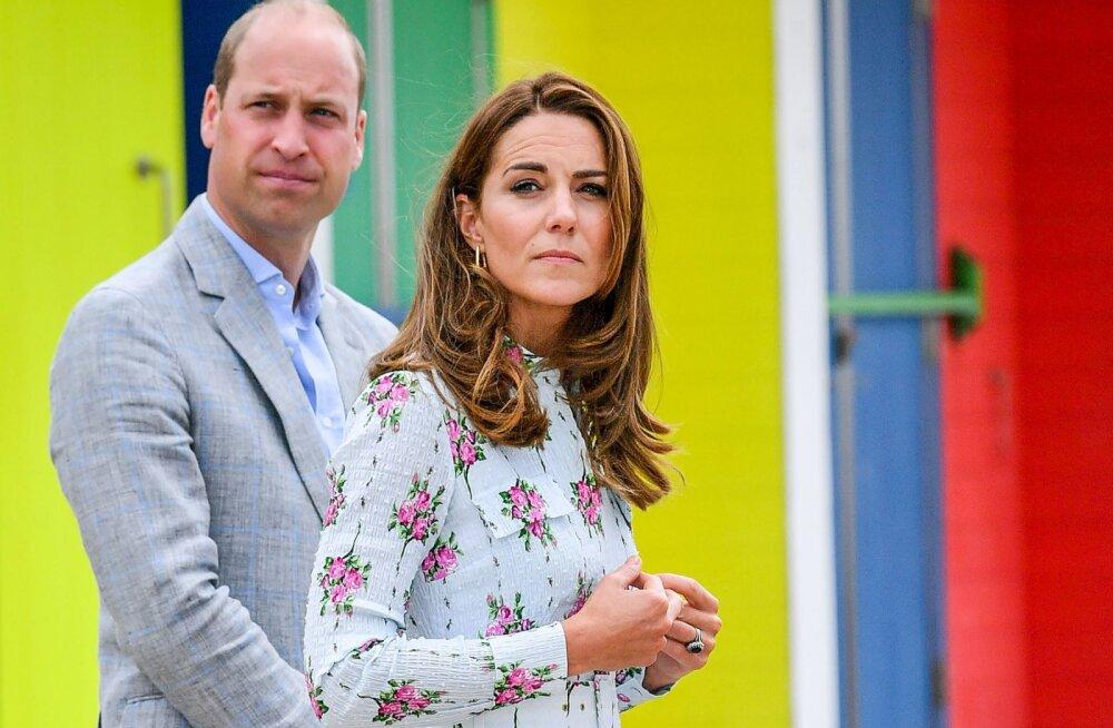 Hertsoginna Catherine'i ja prints Williami kodu eest leiti surnukeha: naise isik pole veel tuvastatud