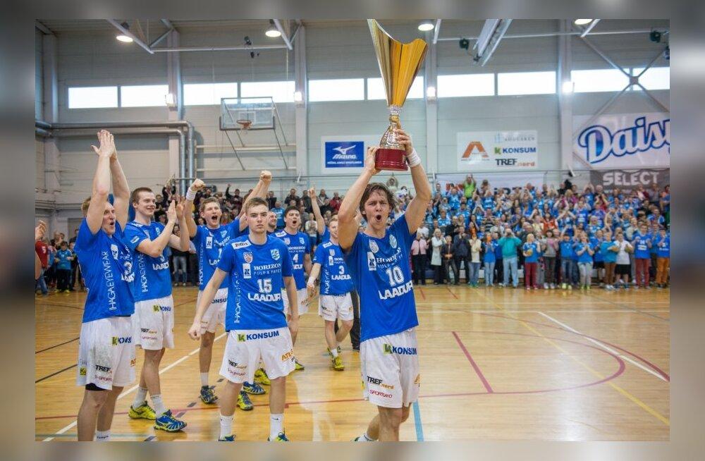 19a485f49f4 Kaks Eesti käsipalliklubi osalevad uuel hooajal Euroopa ...