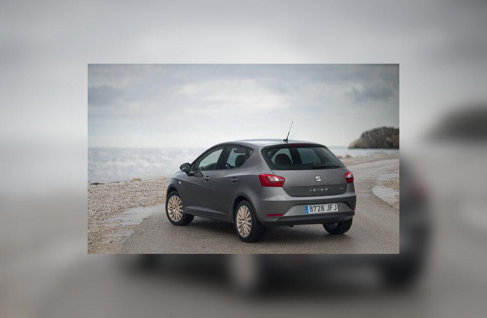 Seat Ibiza läbis uuenduskuuri: uus mudel ei pea valdavalt sama värvi olema!