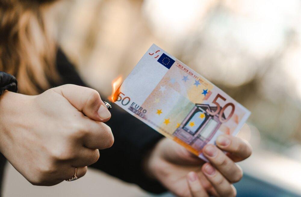 rahapõletamine