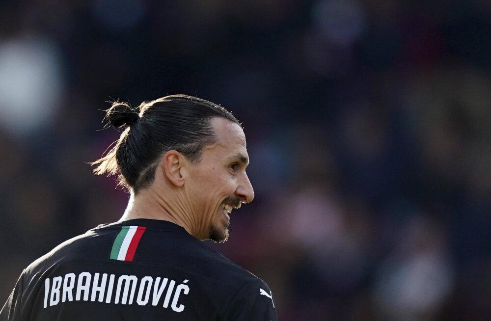 Milani spordidirektor võttis sõna ülemusega tülli läinud Zlatan Ibrahimovici tuleviku osas