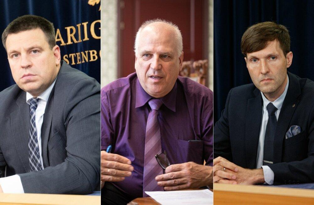 Опрос RusDelfi: Доживет ли коалиция до конца срока