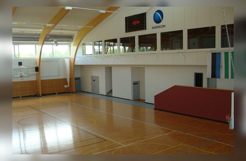 Для строительства в Кохтла-Ярве нового спортцентра не найти денег