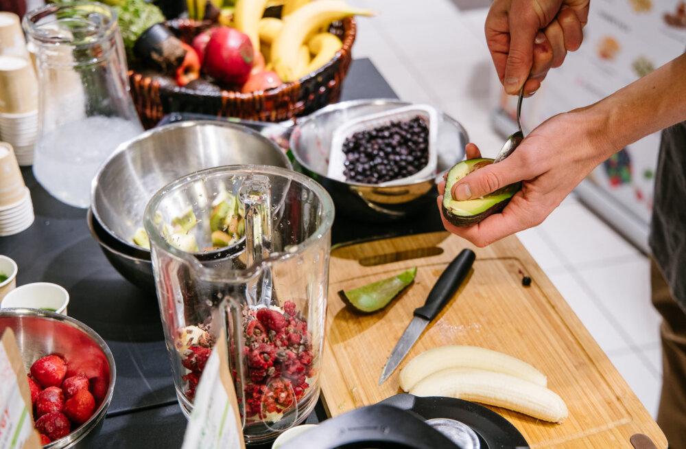 5 lihtsat, ent kasulikku meelespead smuuti valmistamiseks