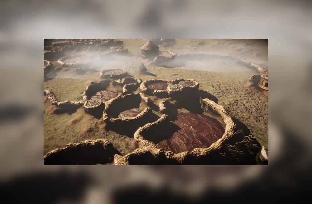 Ajaloolased leidsid LIDAR-tehnoloogia abil Lõuna-Aafrikast kadunud metropoli