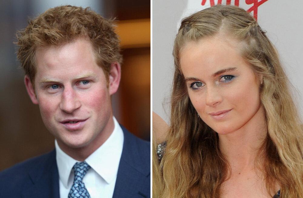 Prints Harry endine pruut avalikustas üllatavad hirmud, mis tal pärast lahkuminekut olid