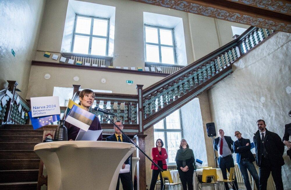 Narva soovib saada Eurooppa kultuuripealinnaks