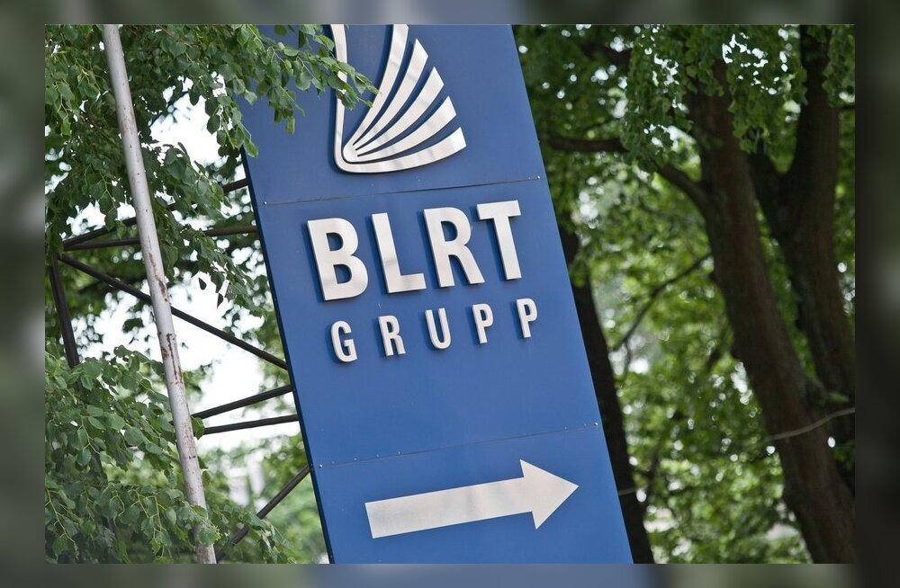 BLRT aktsionärid