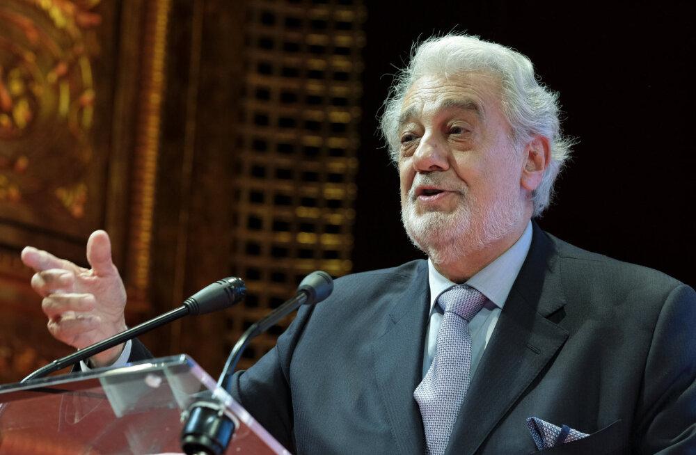 Пласидо Доминго обвинили в сексуальных домогательствах