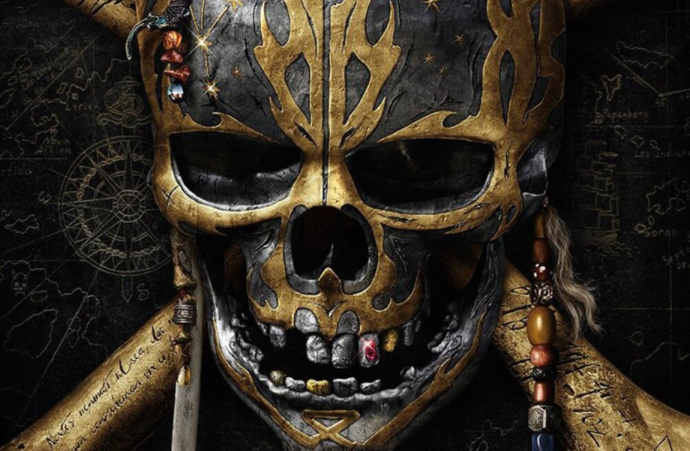 "TREILER: Johnny Depp on taaskord kapten Jack Sparrow ""Kariibi mere piraatide"" uues filmis"