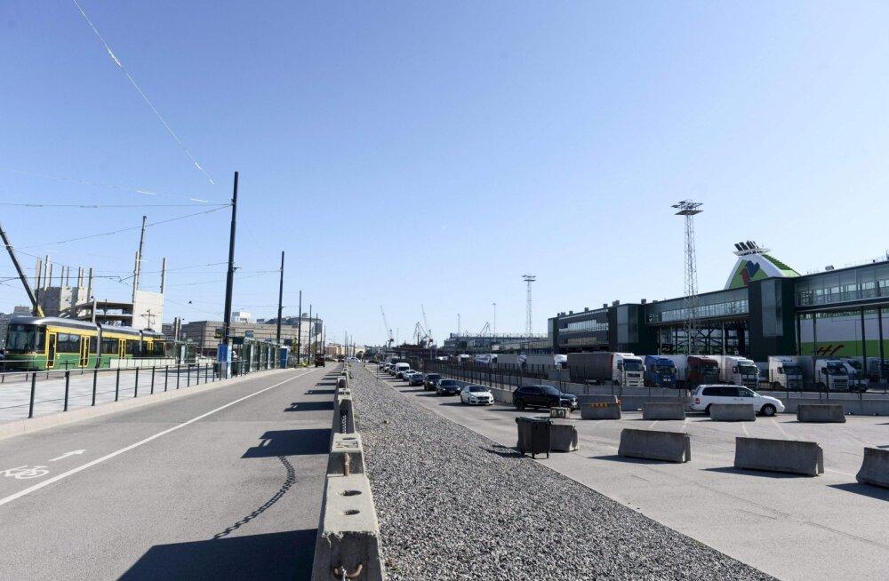 Soome valitsus otsustas piirikontrolli pikendada ja riiki sisenemise tingimused jäävad samaks