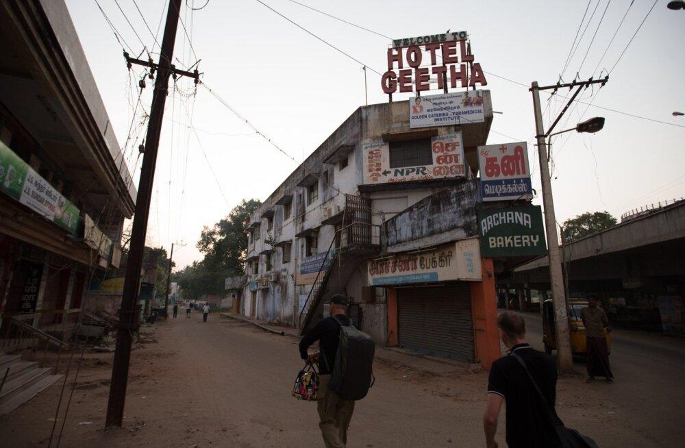 India - bussist mahatulek