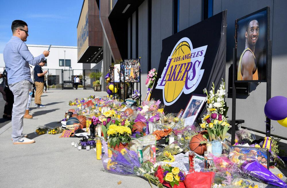 Kobe Bryanti mälestamine