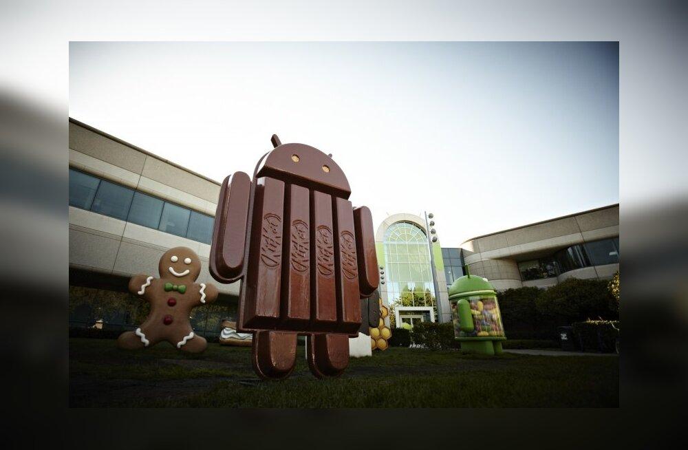 TOP-10: Parimad Androidi-telefonid, mida hetkel osta saab