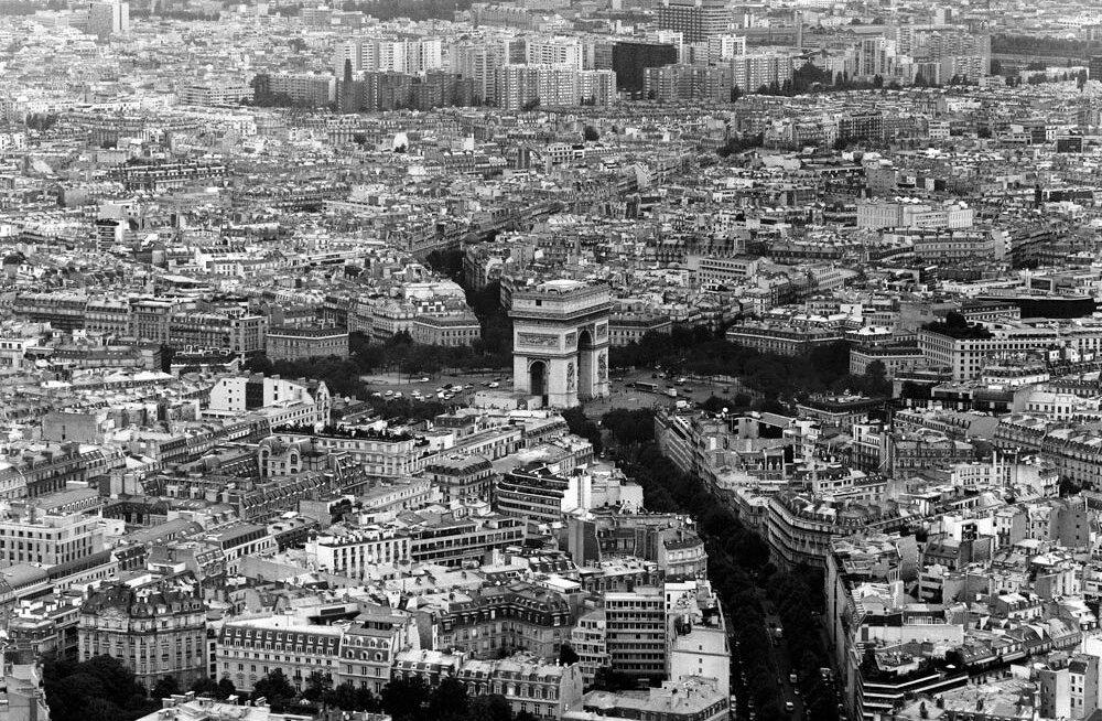 """FOTOD: Arne Maasiku """"Pariis, Pariis"""""""