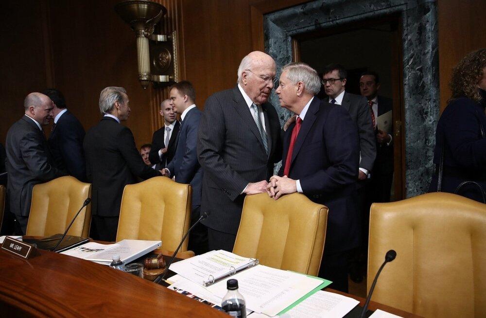 Эстония и еще пять стран попросили у Сената США помощи в борьбе с российским вмешательством