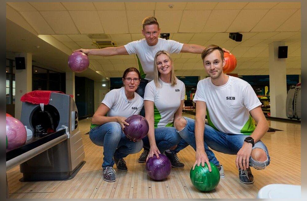 Firmaspordi Sügisspartakiaad'18: bowlinguvõistluse võitis turniiri debütant