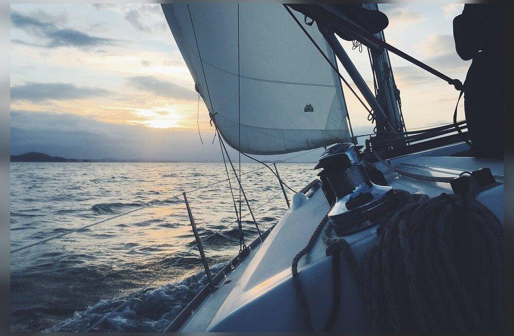 9 head põhjust, miks minna seilama