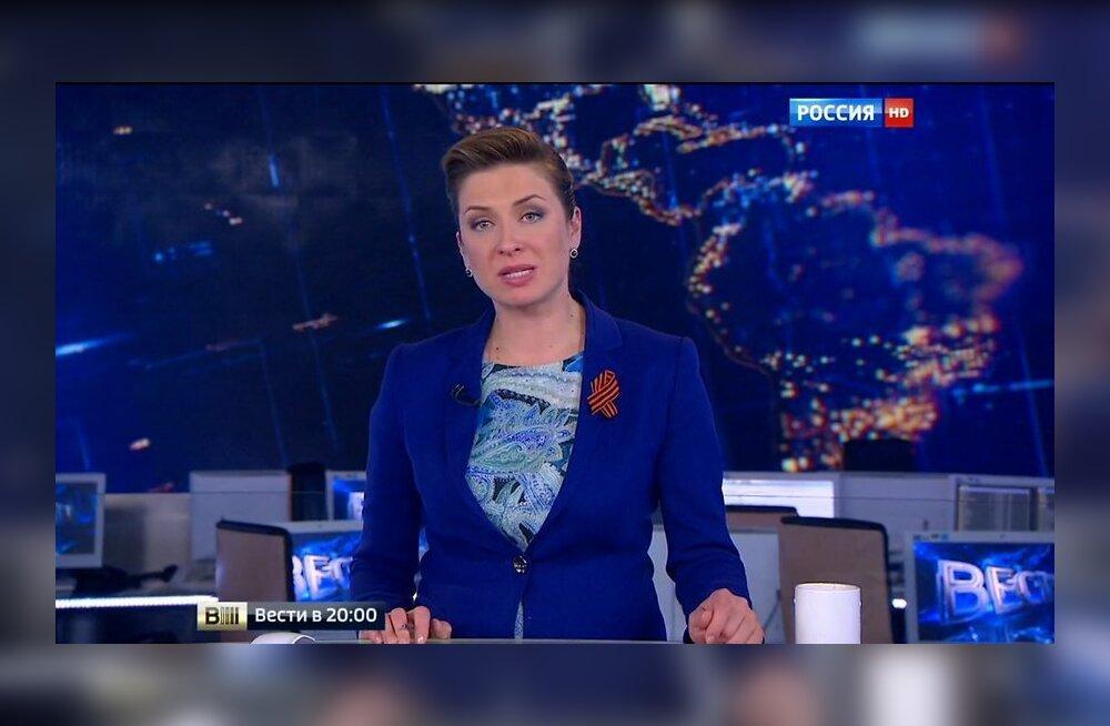 Vene telekanal Vesti tõi Sillamäe tänavatele kümneid tuhandeid inimesi ja teisi väljamõeldisi