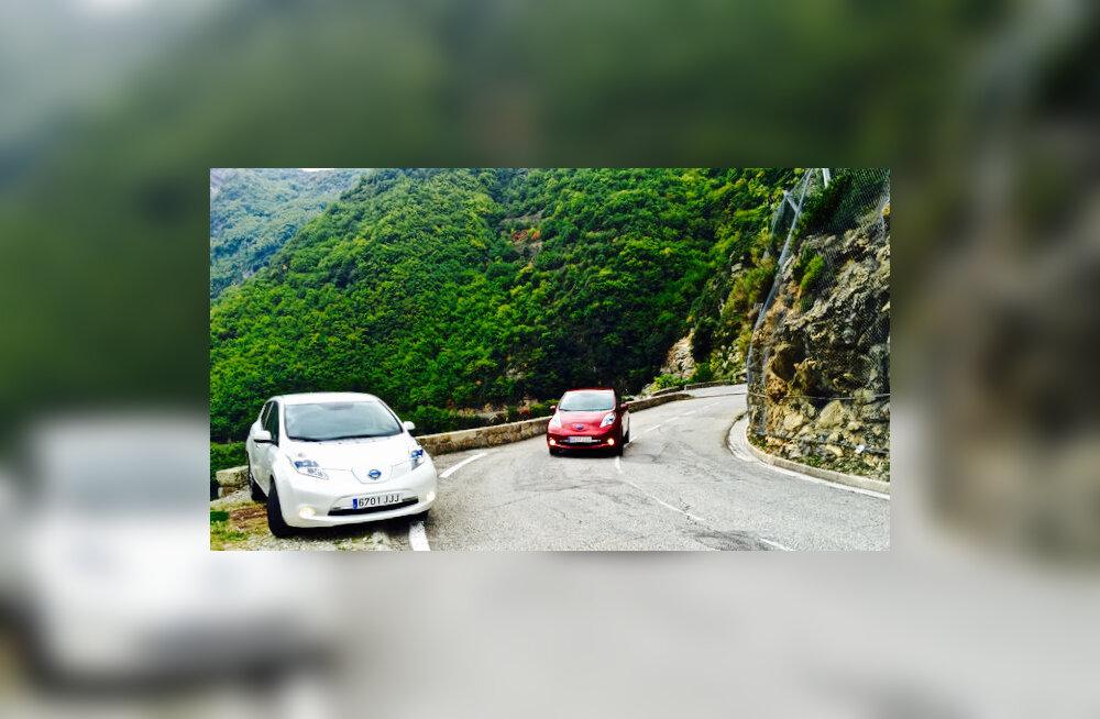 WhatCar?-i proovisõit: uuenenud Nissan Leaf – kuni veerandtuhat kilomeetrit särtsudes!