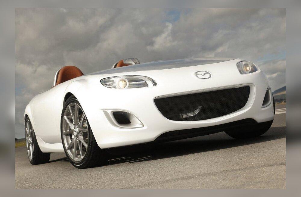 Mazda MX-5 sai kompressorlaadimise