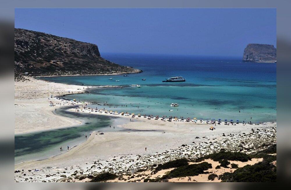 Kreeta puhkusesaart raputas mitu tugevat maavärinat