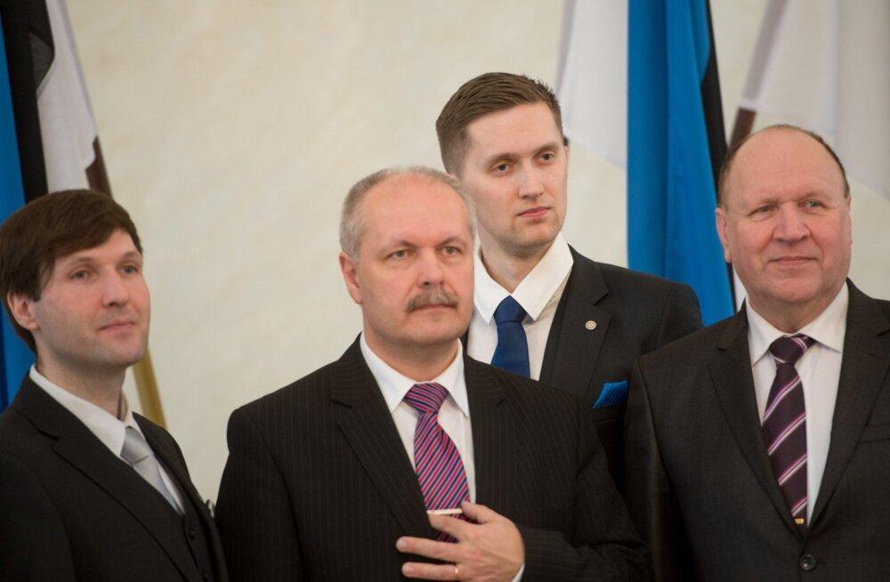 Riigikogu avaistung 30.03.2015