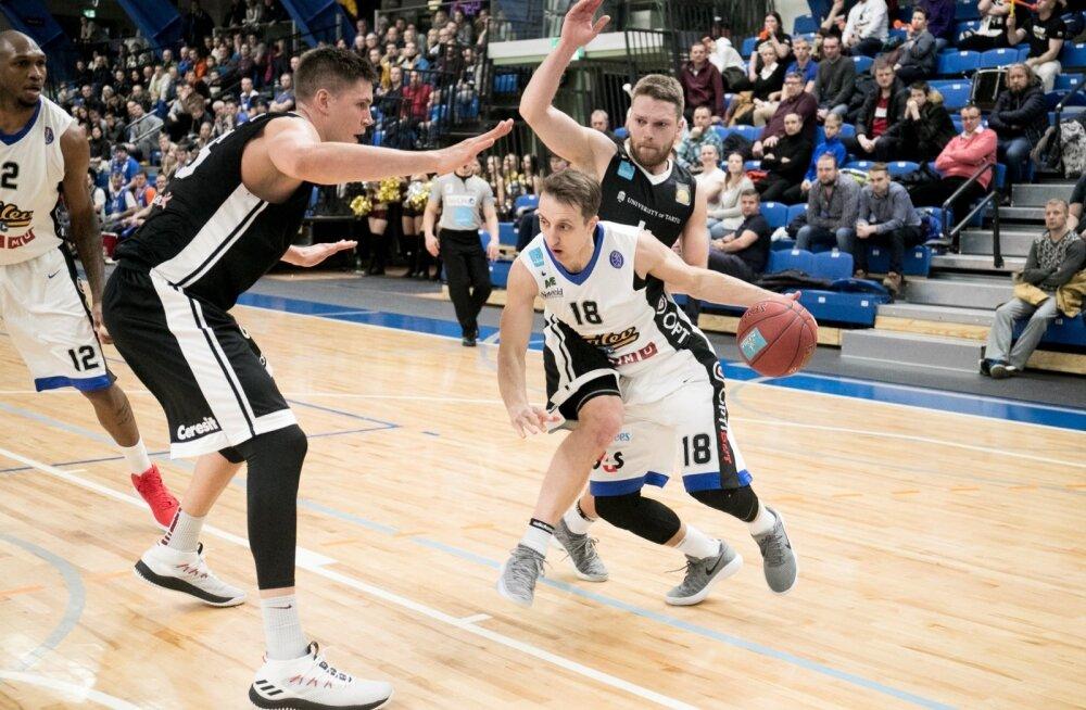 Branko Mirkovic kohtumises Tartu Ülikooliga