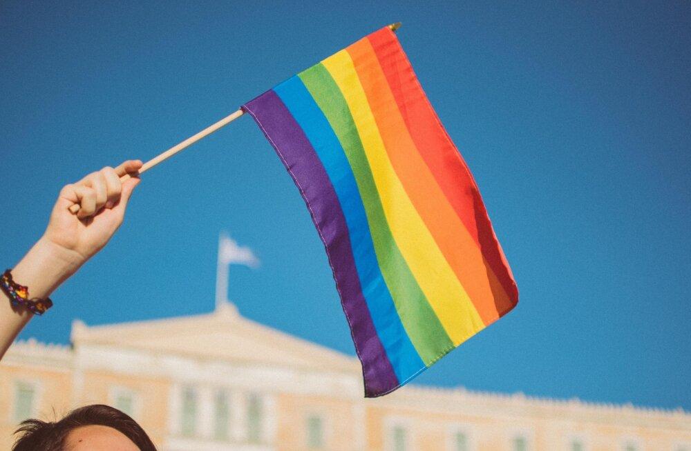 Начался фестиваль ЛГБТ+ Baltic Pride. В этом году — в необычном формате