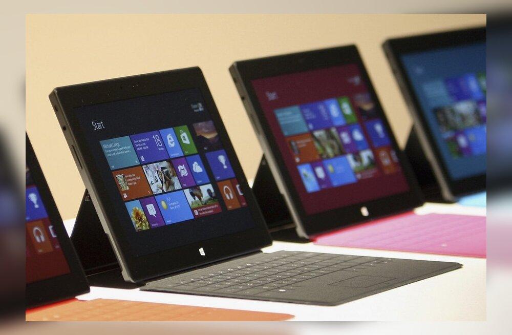 Surface Pro on lõpuks ometi Microsofti esimene korralik arvuti