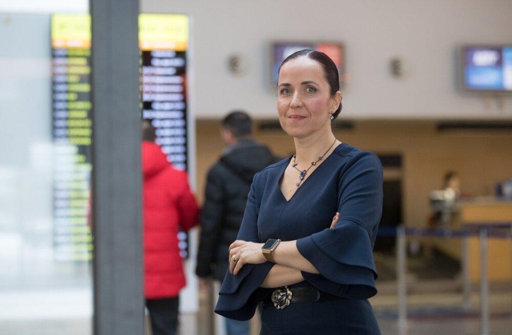Tallinna lennujaama juht: Kuressaare liinil on nõudlus suuremale lennukile olemas