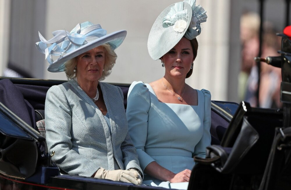 Camilla ja Catherine
