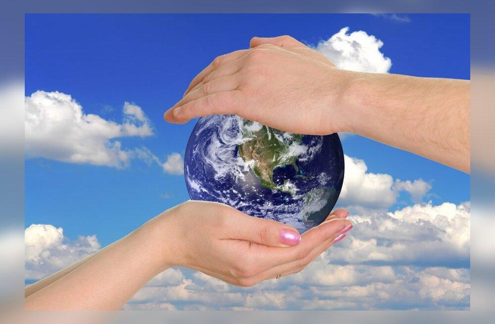 Millal Maa välimine osa liikuma hakkas?