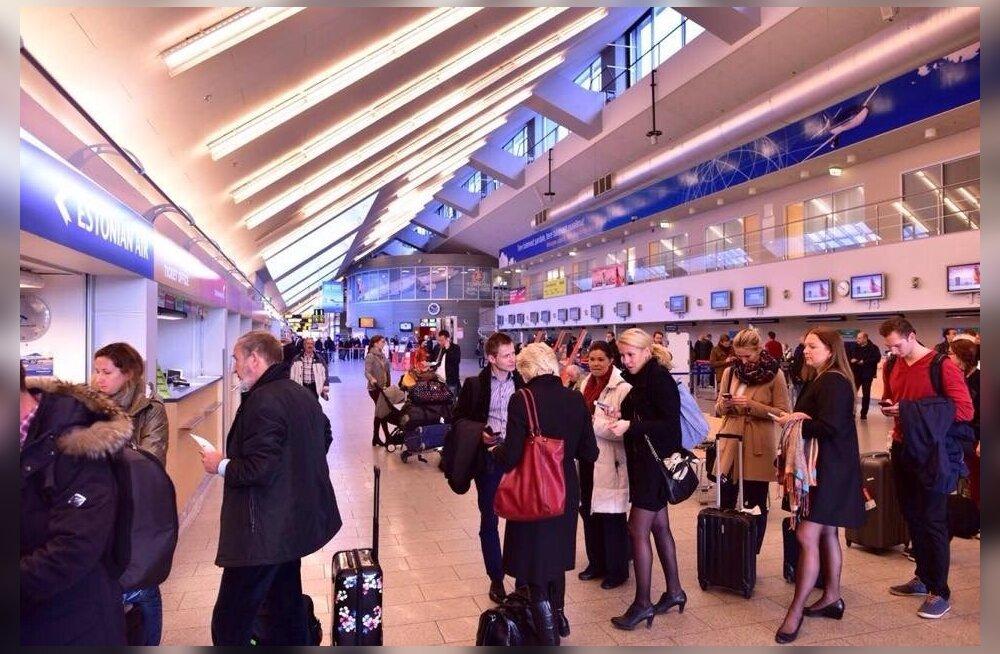 Tallinna Lennujaama läbis maikuus üle 200 tuhande reisija
