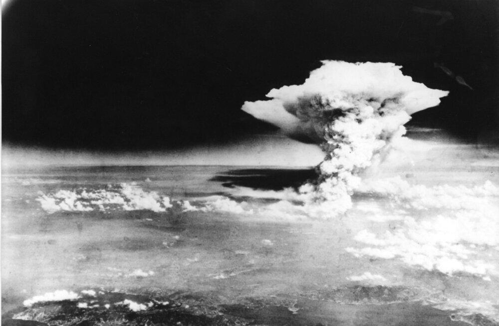 70 aastat tuumapommi heitmisest Hiroshimale: hävingusadu õhust, mida pole maa peal nähtud