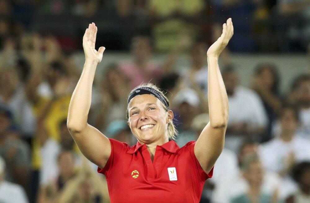 """Belgia tennisetäht avaldas, et tal oli Nadaliga """"midagi"""""""