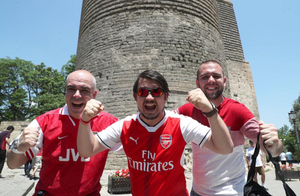 Arsenali fännid